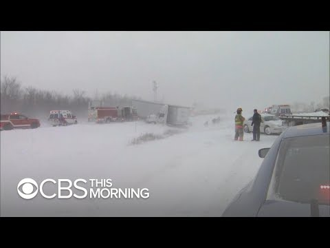 Deadly polar vortex making everyday tasks unbearable Mp3