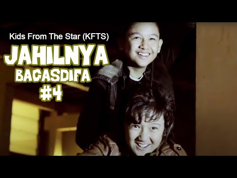 Kids From The Star (KFTS) : Jahilnya BagasDifa #4
