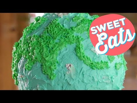 Planet Earth Cake | Food Network