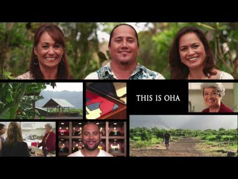 "Office of Hawaiian Affairs - ""Vision"" 30 Second Commercial"