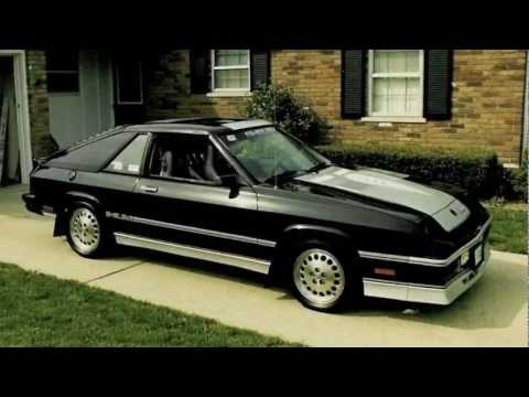 Dodge Shelby Charger Turbo - YouTube