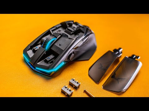 This Gaming Mouse Is AWESOME - ROG Chakram Review