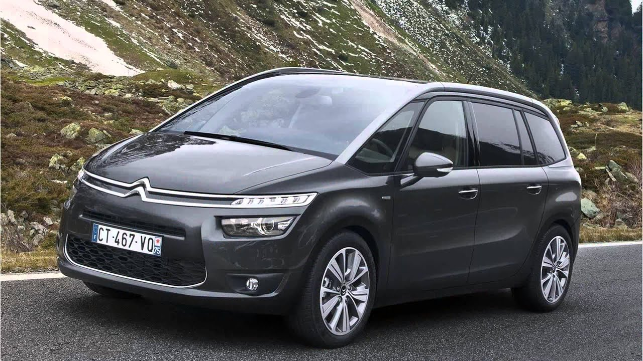 2015 model citroen c4 picasso youtube. Black Bedroom Furniture Sets. Home Design Ideas