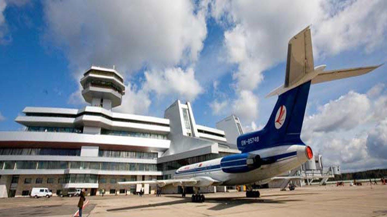 минск аэропорт фото