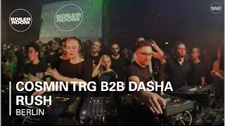 Cosmin TRG b2b Dasha Rush Boiler Room Berlin 5th Birthday DJ Set