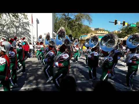 MLK day parade 2018