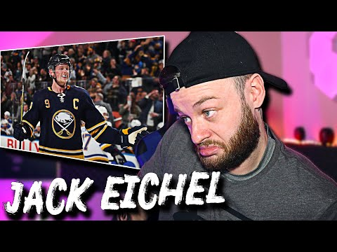The SOCCER FAN Reacts To JACK EICHEL  || This Guy Is INSANE!