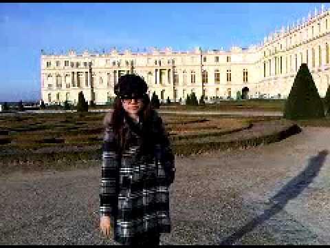 พระราชวังแวร์ซาย..ปารีส ,, Palace Of Versailles .. Paris France