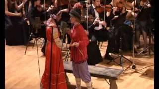 """The Snow Maiden"" Rimsky Korsakov feat Rigina Valieva"
