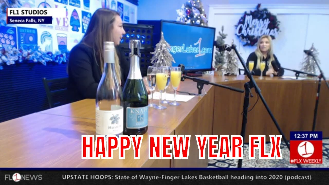 FLX WEEKLY: Sparkling wine & bubbles for final episode of 2019 (podcast)