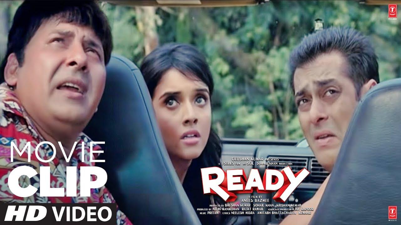 Download Door Ka Dost    Ready   Movie Clip   Comedy Scene   Must Watch   Salman Khan, Asin