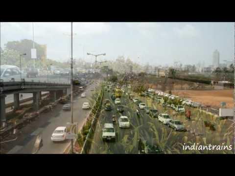 travel india @ bombay's marine drive, queen's necklace, mumbai tourism