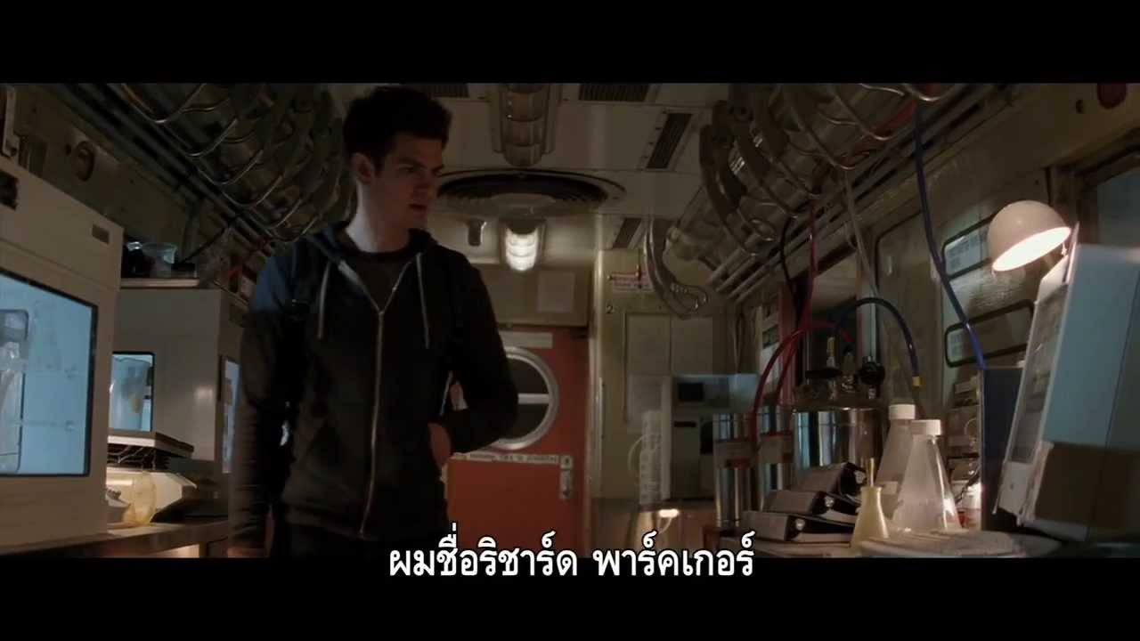 The Amazing Spider Man 2 Official Trailer SubThai