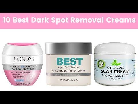 10 Best Dark Spot Removal Creams for Face 2019 | Dark Spot Corrector | Dark Spot Product