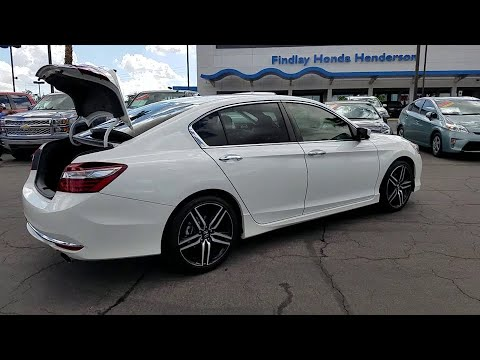 2016 HONDA ACCORD Henderson, Las Vegas, Laughlin, St George, Flagstaff, AZ  P14996