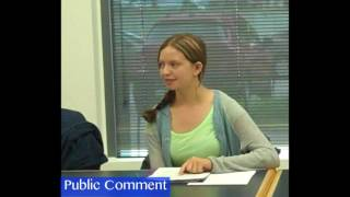 High School Student Tesifies About Wi Fi in School Health Risks