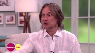 Robert Carlyle On The Legend Of Barney Thomson | Lorraine