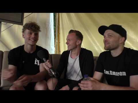 "Arjen Lubach: ""Geef Thomas een baan."" (The Galaxy Interview)"