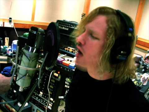 Corey Taylor (SLIPKNOT) Recording I Am Hated (Vocals Only Accapella)