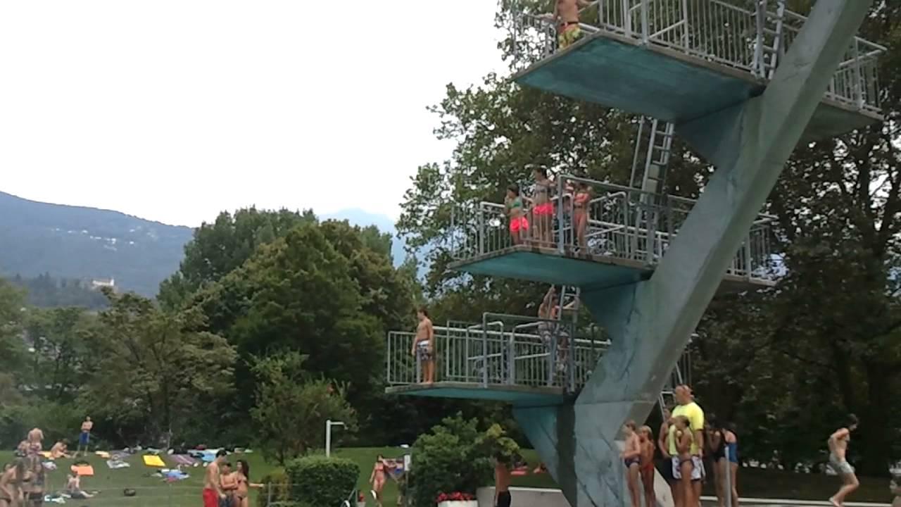 Bagno pubblico bellinzona piattaforma e trampolini youtube - Bagno pubblico bellinzona ...