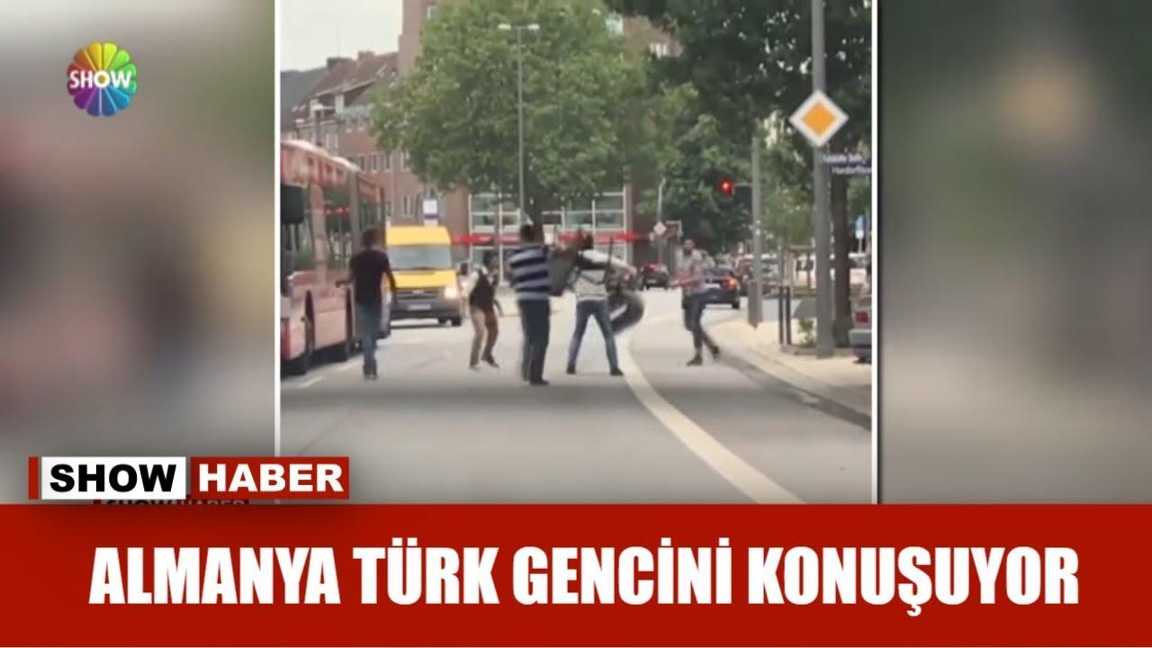 Almanya kahraman Türk gencini konuşuyor