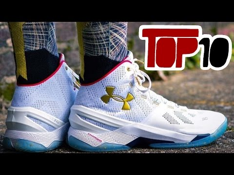 Top 10 Under Armour Curry 2 Shoes Of 2016