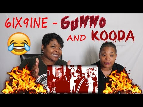 😱🔥 6IX9INE - GUMMO and KOODA (OFFICIAL MUSIC VIDEO) Reaction | J100 and Aunt