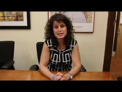 James Madison High School Principal Jodie Cohen May 11th,  2015