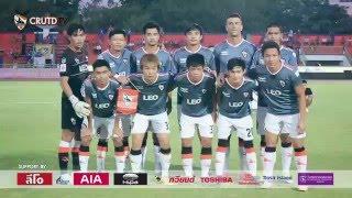 CRUTDTV Highlight 9-12-58 Ratchaburi MItrphol FC 0-1 Chiangrai United [HD]