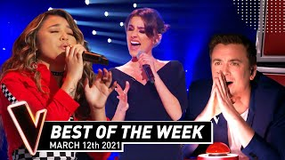 The best performances this week on The Voice | HIGHLIGHTS | 12-03-2021