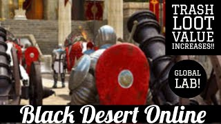 Black Desert Online [BDO] Trash Loot Value Increases!