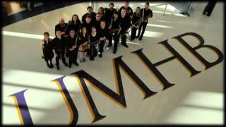Orange Colored Sky - UMHB Jazz Ensemble (Vocals by Karon Chapa)