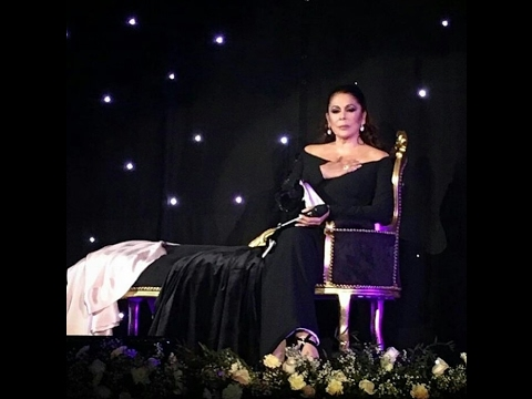 Isabel Pantoja - PALAU SANT JORDI - BARCELONA - 18-02-2017