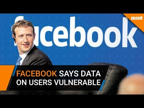 Facebook says data on most of its 2 billion users vulnerable