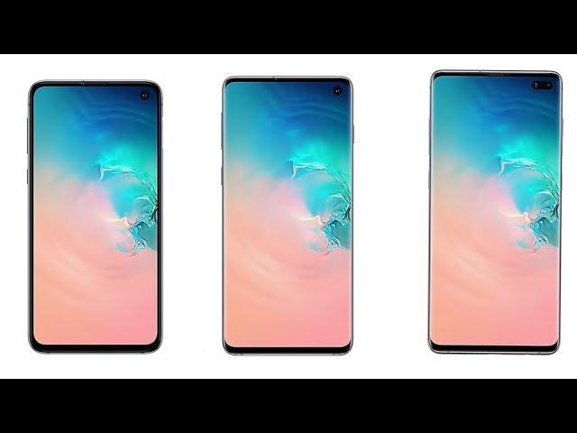 En Vivo Evento UNPACKED  Samsung Galaxy FOLD, S10 -S10+ -S10e