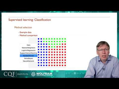 Part 1 (Supervised Learning: Classification)