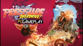Pressure Overdrive Gameplay (PC HD)
