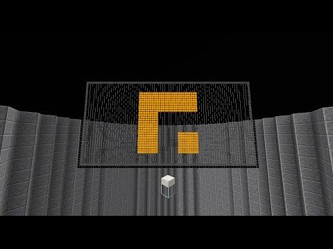Minecraft: Holographic displays