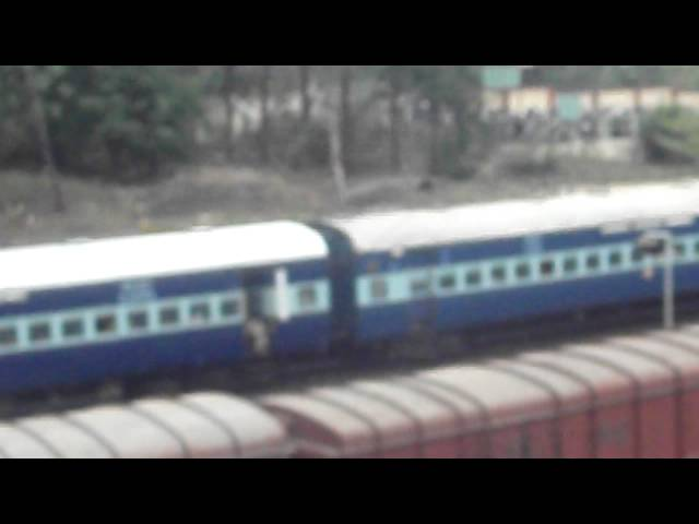 ED WAP-4 #22222 Chennai-Chappra Ex. Travel Video