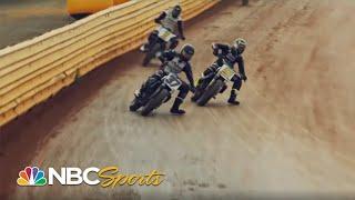 American Flat Track: Port Royal Half-Mile | EXTENDED HIGHLIGHTS | 8/15/21 | Motorsports on NBC