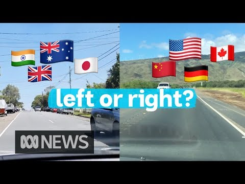 Why some people drive on the right, and some on the left | Did You Know?