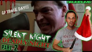 Video Drumdums Reviews SILENT NIGHT DEADLY NIGHT PART 2 (Garbage Day Edition) download MP3, 3GP, MP4, WEBM, AVI, FLV Juli 2018