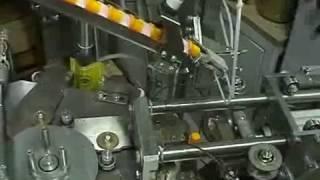 Упаковочное оборудование. Автомат для фасовки в