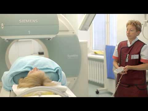 Лечение радиоактивным йодом в Восточно-Таллиннской центральной больнице.