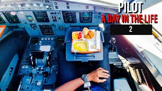 A Day in the Life as an Airline Pilot 2 - A320 MOTIVATION [HD]