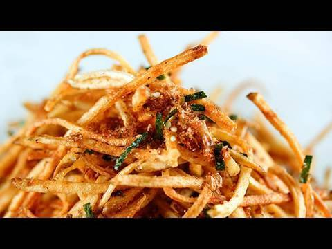 French Fry, Vegetable? - Jamie Oliver's Food Revolution | Promo Clip | On Air With Ryan Seacrest