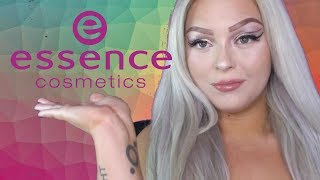 FULL FACE USING ONLY ESSENCE PRODUCTS | INSTA PERFECT FOUNDATION im Test|