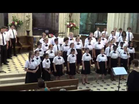 Children's Chorus of Washington -- Salut Printemps