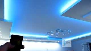 LED светодиодная подсветка потолка(Светодиодная подсветка потолка ООО