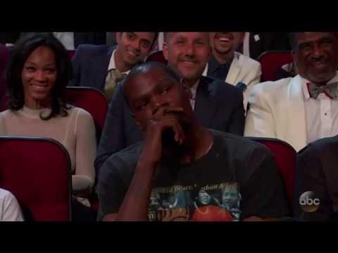 Peyton Manning Joke About Kevin Durant at ESPYs